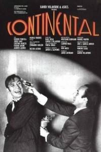 Caratula, cartel, poster o portada de Continental