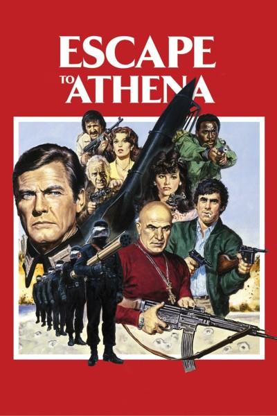 Caratula, cartel, poster o portada de Evasión en Atenea