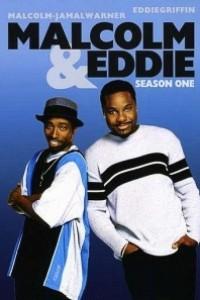 Caratula, cartel, poster o portada de Malcolm & Eddie