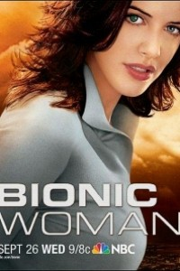 Caratula, cartel, poster o portada de La mujer biónica