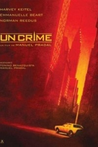 Caratula, cartel, poster o portada de A Crime