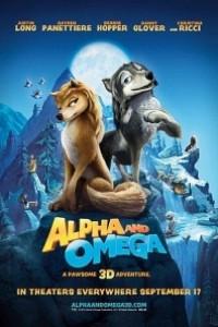 Caratula, cartel, poster o portada de Alpha and Omega