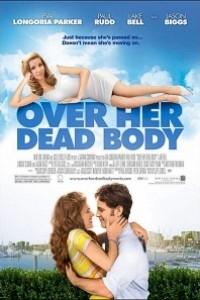 Caratula, cartel, poster o portada de Por encima de su cadáver