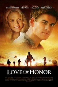 Caratula, cartel, poster o portada de Amor y honor