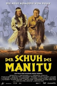 Caratula, cartel, poster o portada de El tesoro de Manitu