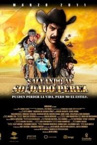 Caratula, cartel, poster o portada de Salvando al soldado Pérez
