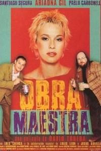 Caratula, cartel, poster o portada de Obra maestra