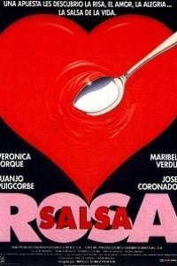Caratula, cartel, poster o portada de Salsa rosa