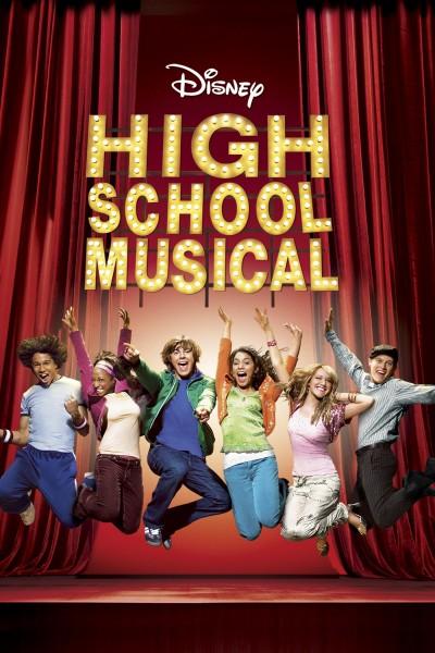 Caratula, cartel, poster o portada de High School Musical