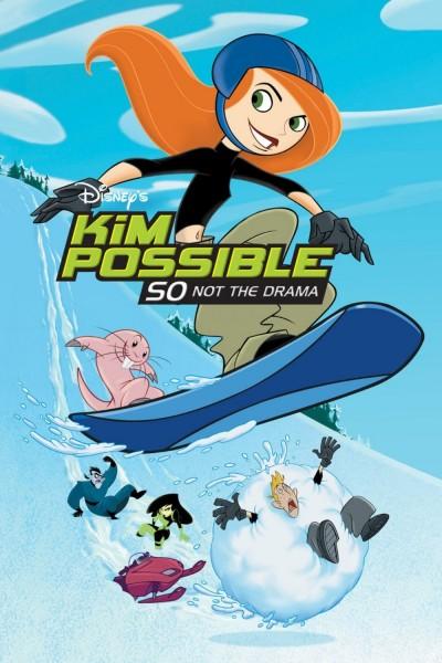 Caratula, cartel, poster o portada de Kim Possible