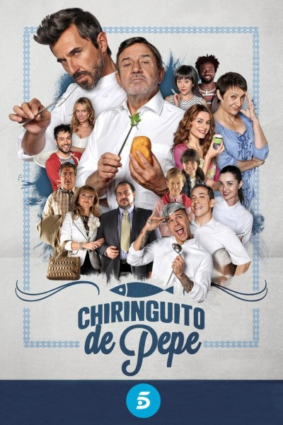 Caratula, cartel, poster o portada de Chiringuito de Pepe