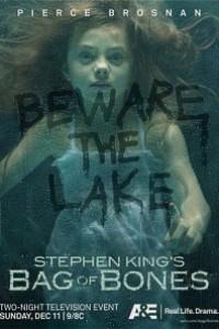 Caratula, cartel, poster o portada de La maldición de Dark Lake (Un saco de huesos)
