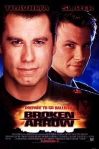 Caratula, cartel, poster o portada de Broken Arrow: alarma nuclear