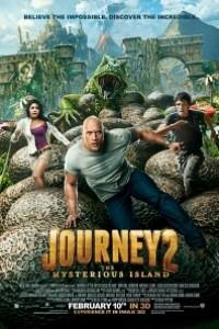 Caratula, cartel, poster o portada de Viaje al centro de la Tierra 2: La isla misteriosa