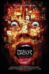 Caratula, cartel, poster o portada de 13 fantasmas