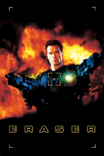 Caratula, cartel, poster o portada de Eraser (Eliminador)