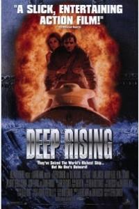 Caratula, cartel, poster o portada de Deep Rising (El misterio de las profundidades)