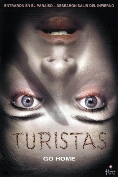 Caratula, cartel, poster o portada de Turistas