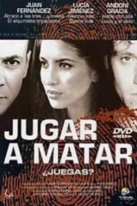 Caratula, cartel, poster o portada de Jugar a matar