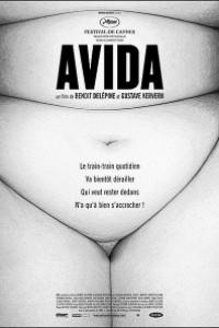 Caratula, cartel, poster o portada de Avida