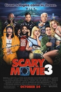 Caratula, cartel, poster o portada de Scary Movie 3