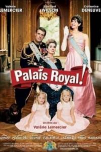 Caratula, cartel, poster o portada de Palacio real