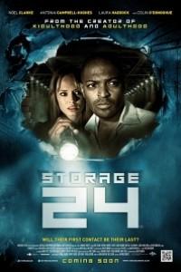Caratula, cartel, poster o portada de Storage 24