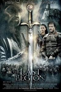 Caratula, cartel, poster o portada de La última legión