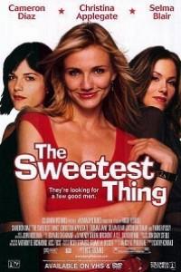 Caratula, cartel, poster o portada de La cosa más dulce