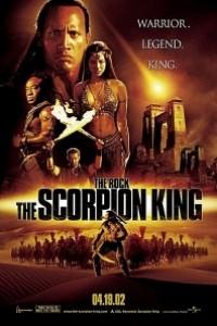 Caratula, cartel, poster o portada de El rey escorpión