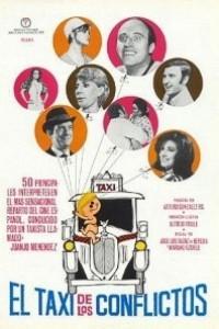 Caratula, cartel, poster o portada de El taxi de los conflictos