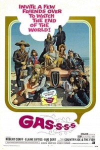 Caratula, cartel, poster o portada de Gas-s-s-s