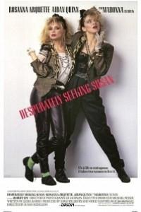 Caratula, cartel, poster o portada de Buscando a Susan desesperadamente