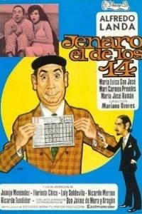 Caratula, cartel, poster o portada de Jenaro el de los 14