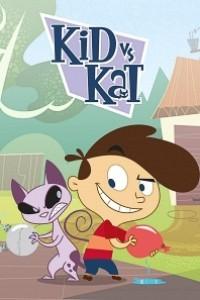 Caratula, cartel, poster o portada de Kid vs Kat