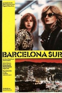 Caratula, cartel, poster o portada de Barcelona Sur