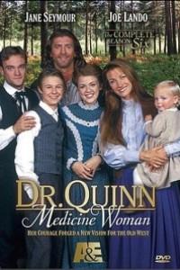 Caratula, cartel, poster o portada de La doctora Quinn