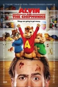 Caratula, cartel, poster o portada de Alvin y las ardillas