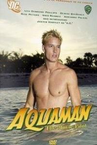 Caratula, cartel, poster o portada de Aquaman