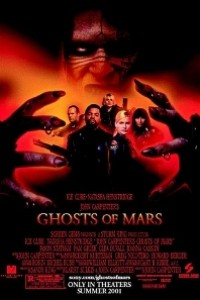 Caratula, cartel, poster o portada de Fantasmas de Marte