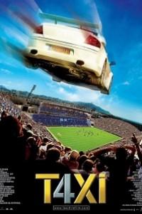 Caratula, cartel, poster o portada de Taxi 4
