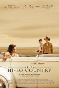 Caratula, cartel, poster o portada de Hi-Lo Country