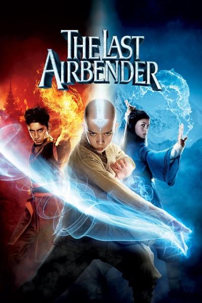 Caratula, cartel, poster o portada de Airbender, el último guerrero