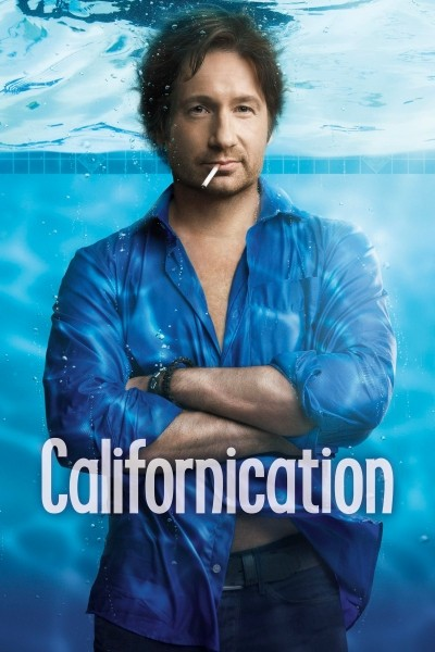 Caratula, cartel, poster o portada de Californication