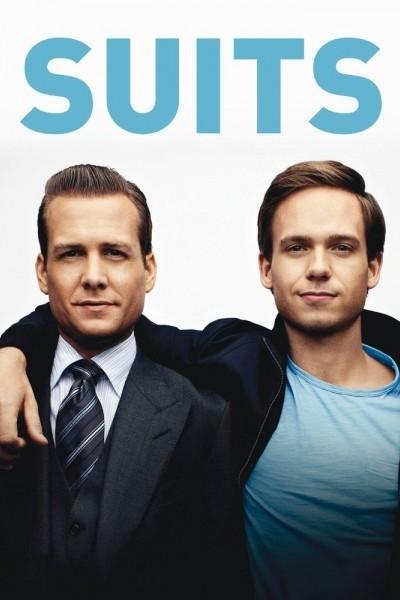 Caratula, cartel, poster o portada de Suits (La clave del éxito)