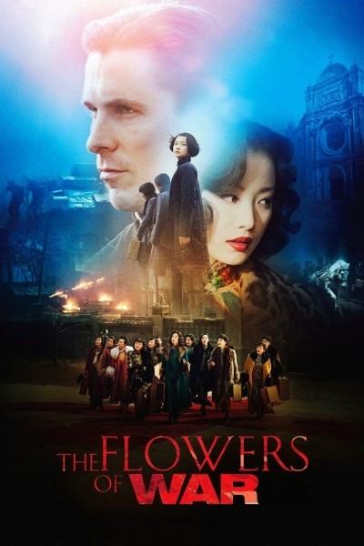 Caratula, cartel, poster o portada de Las flores de la guerra