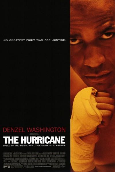Caratula, cartel, poster o portada de Huracán Carter
