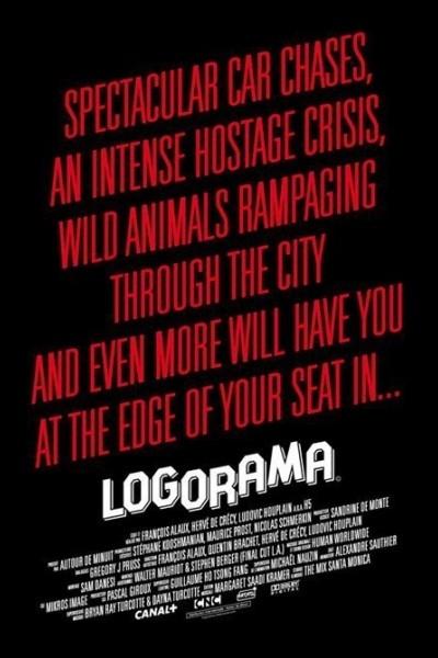 Caratula, cartel, poster o portada de Logorama