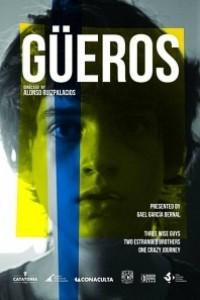 Caratula, cartel, poster o portada de Güeros