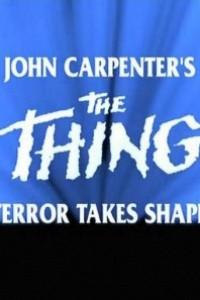 Caratula, cartel, poster o portada de The Thing: Terror Takes Shape